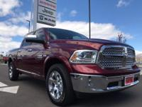Options:  2017 Ram 1500 Laramie||1St And 2Nd Row