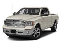 1500 Laramie, 4D Quad Cab, HEMI 5.7L V8 Multi