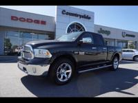 It doesn't get much better than this 2017 RAM 1500
