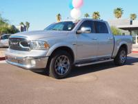 Options:  2017 Ram 1500 Laramie Limited|4X4 Laramie
