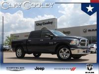Priced below KBB Fair Purchase Price!2017 Ram 1500 SLT