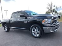 Recent Arrival! 2017 Ram 1500 Black Clean CARFAX.Here