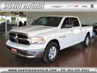 Options:  2017 Ram 1500 Slt 2Wd 6.4 Box|Fresh Oil