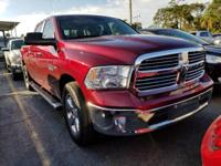 CREW CAB**BIG HORN PACKAGE**NAVIGATION**20 INCH PREMIUM