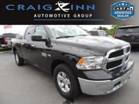 PREMIUM & KEY FEATURES ON THIS 2017 Ram 1500 include,
