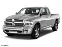 For a top driving experience, check out this 2017 RAM