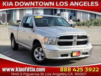 CARFAX One-Owner. Clean CARFAX. Silver 2017 Ram 1500