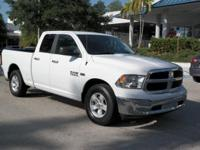 No accidents Clean Carfax. 1500 SLT, HEMI 5.7L V8 Multi