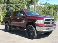 New Arrival! This 2017 Ram 1500 SLT, has a great