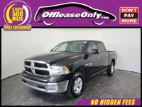 Options:  2017 Ram 1500 V8 Crew Cab Slt 4X4|Brilliant