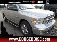 Boasts 21 Highway MPG and 15 City MPG! This Ram 1500