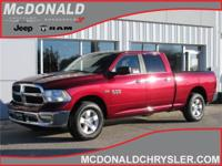 Options:  2017 Ram 1500 Slt 4X4 Crew Cab 149 In.