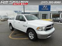 EPA 21 MPG Hwy/15 MPG City! Bright White Clearcoat