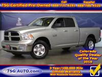 **** JUST IN FOLKS! THIS 2017 RAM 1500 SLT HAS JUST