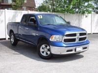 2017 Ram 1500 SLT CLEAN CARFAX, ONE OWNER, EXCELLENT