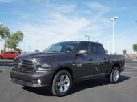 People everywhere will love the way this 2017 RAM 1500