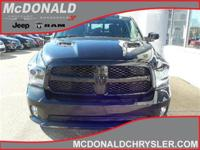 Options:  2017 Ram 1500 Sport 4X4 Crew Cab 149 In.