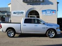 New Price! This 2017 Ram 1500 Sport With Only 2813