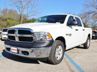 Purchase this awesome BRAND NEW bright white 2017 Ram