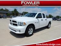 Hold on to your seats! The Fowler Dodge EDGE!   Stop