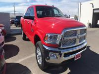 Options:  2017 Ram 2500 Laramie|Truck|With Less Than 1K
