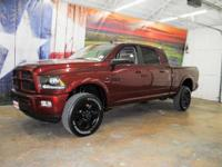 Purchase this heavy duty deep red Certified Pre-owned