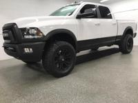 Options:  2017 Ram 2500 Power Wagon|White|Gps