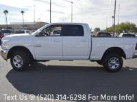 Options:  2017 Ram 2500 Slt 4X4 Crew Cab 6'4