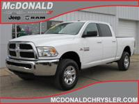 Options:  2017 Ram 2500 Slt 4X4 Crew Cab 149 In.