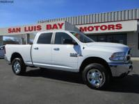 Options:  2017 Ram 2500 Slt 4Wd 6.4 Box|For More