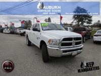 BLUETOOTH, CRUISE CONTROL, TOWING PACKAGE!  2017 Ram