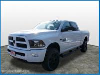 2017 Ram 2500 Big Horn ABS brakes, Compass, Electronic