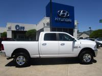 SLT trim, Bright White Clearcoat exterior and Diesel