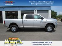 New Price! This 2017 Ram 2500 SLT in Silver is well