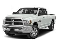 Make sure to get your hands on this 2017 RAM 2500 Big
