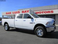 Options:  2017 Ram 2500 Slt 4Wd 8 Box|For More