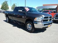 This outstanding example of a 2017 Ram 2500 Tradesman