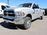 Purchase this BRAND NEW bright silver 2017 Ram 2500