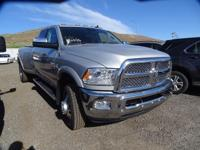 Diesel! 4WD! Creampuff! This gorgeous 2017 Ram 3500 is