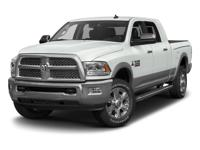 Only 45 Miles! This Ram 3500 boasts a Intercooled Turbo