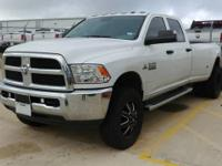 This 2017 Ram 3500 Tradesman is proudly offered by