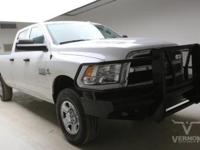 This 2017 Ram 3500 SRW ST Crew Cab 4x4 Longbed with