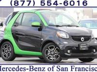 2017 smart Fortwo electric drive RWD Single-Speed