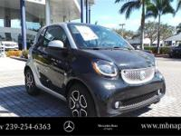 The Smart fortwo is exactly what it sounds like. The