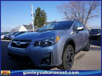 2017 Subaru Crosstrek Ice Silver Metallic 2.0i Limited