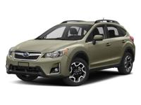 2017 Subaru Crosstrek Ice Silver Metallic 2.0i Limited