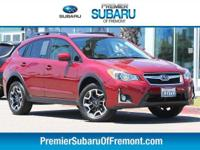 Options:  2017 Subaru Crosstrek 2.0I Premium 4D Sport
