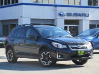 **** ONE OWNER TRADE-IN VEHICLE **** This 2017 Subaru