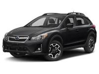 What a great deal on this 2017 Subaru! Very clean and