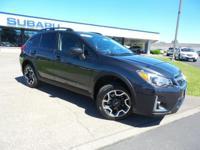 EPA 33 MPG Hwy/26 MPG City! CARFAX 1-Owner, Subaru